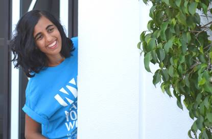 2016 NT Youth Week Ambassador - Pritika
