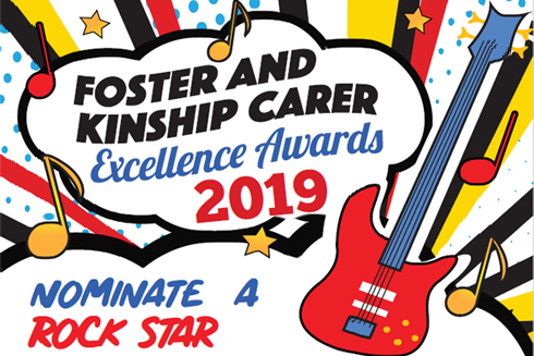 Foster and Kinship Carer Award Nominations are now open