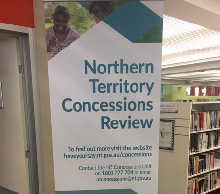 NT Concessions Review banner