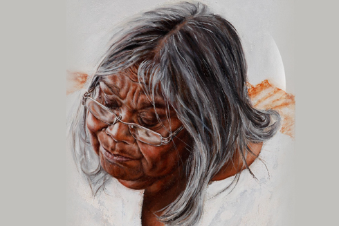 Portrait of a Senior Territorian Art Award