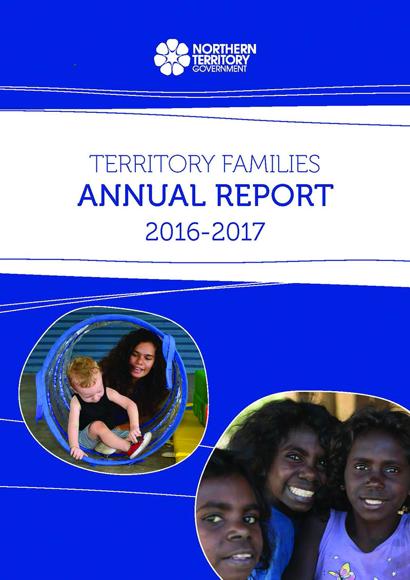 First Territory Families annual report tabled in Parliament