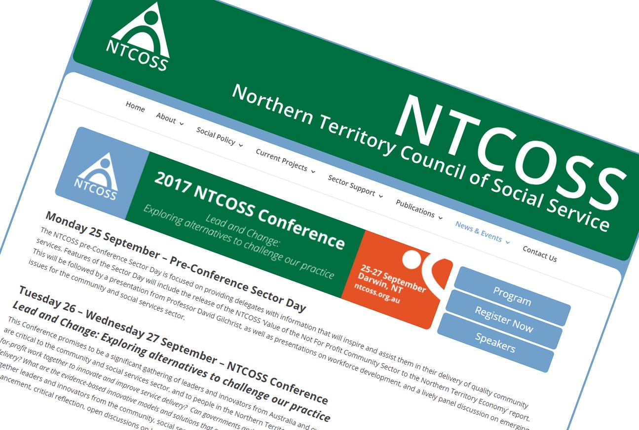NGO staff get funding to attend NTCOSS conference