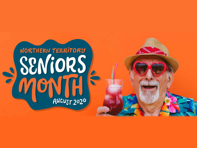 Senior Citizens month