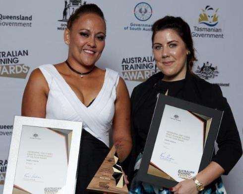 Dawn Ivinson, Runner-up National Aboriginal and Torres Strait Islander Student of the Year
