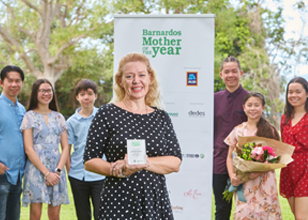 Barnardos Mother of the Year NT 2019 winner announced